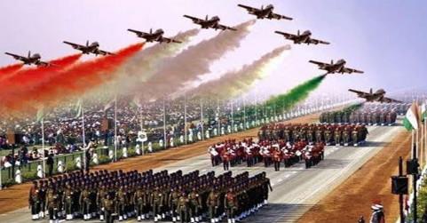 लाल किले से 26 जनवरी परेड का सीधा प्रसारण, देखिए भारत की सैन्य और सांस्कृतिक ताकत