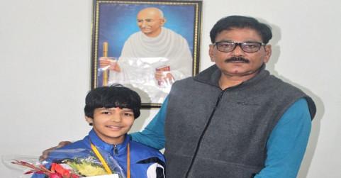बुलंदशहर की बेटी ने रचा इतिहास, पूरे प्रदेश का बढ़ाया मान, विधायक धीरेंद्र सिंह से मिलने के बाद कही यह बड़ी बात