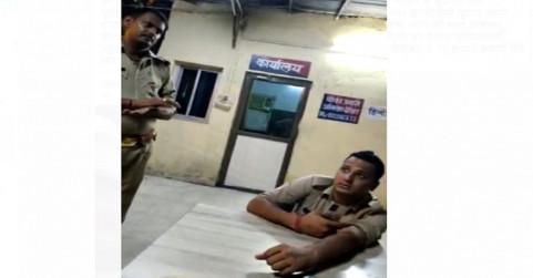 70 हज़ार रुपये लेने के आरोप में परी चौक चौकी के तीन पुलिसकर्मी सस्पेंड