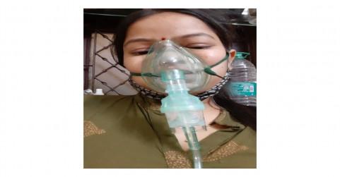 दिल्ली मेट्रो में यात्रा कर कोरोना संक्रमित हुई महिला, सुनाई आपबीती, लोगों को दिया महत्वपूर्ण संदेश