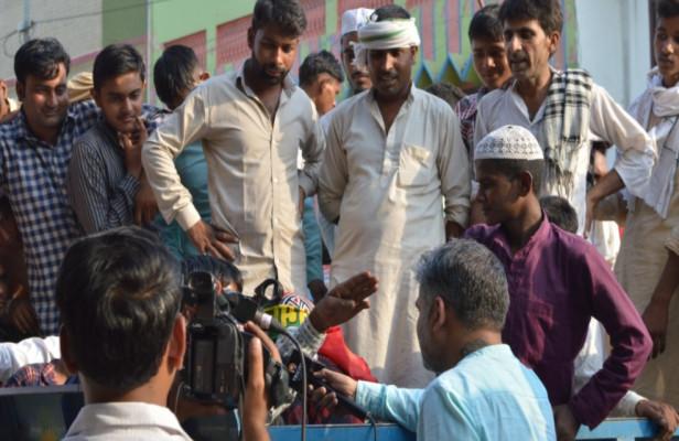 सहारनपुर देहात सीट पर सरकार से ज्यादा विपक्ष का विरोध, VIDEO