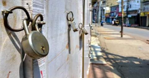 व्यापारियों ने की वीकेंड लॉकडाउन हटाने की मांग